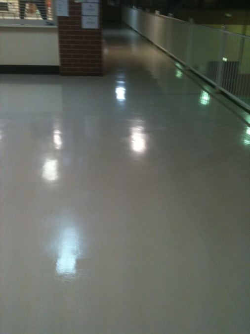 Vinyl Floor Strip Seal