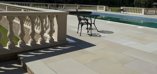 Sandstone Tile Outdoor